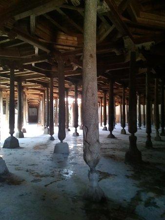 Friday Mosque (Juma Mosque): ゆったりとした空間