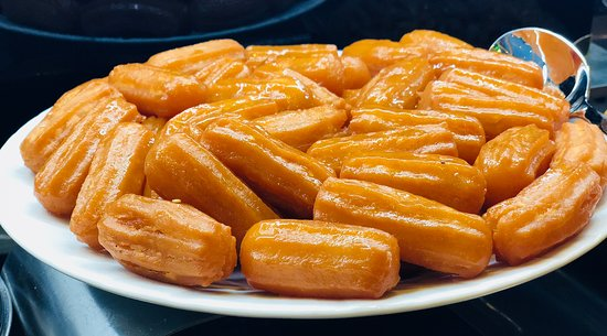 Great Ramadan pre iftar meal