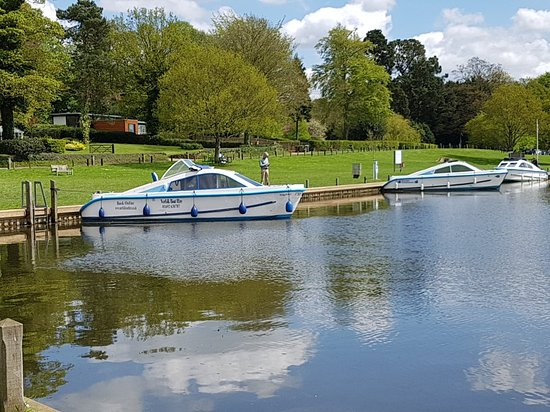 Norfolk Boat Hire