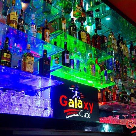 Butwal, เนปาล: Galaxy Cafe