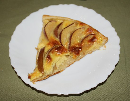 Le Moulin de la Côte: Dessert fait par Sylvie