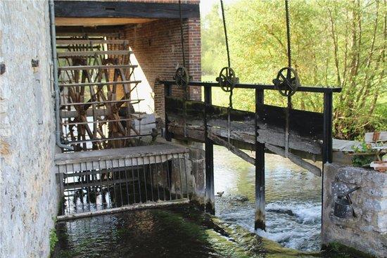 Le Moulin de la Côte: Le moulin