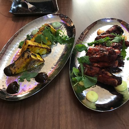 Lovely Indian food