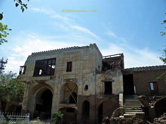 Peshawar, Pakistan: Westren Gate of Gor Gatri