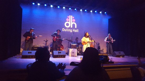 Jackson, MS: Duling Hall