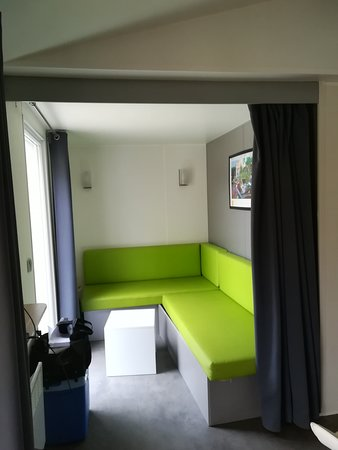 Bourdeaux, ฝรั่งเศส: Mobil home
