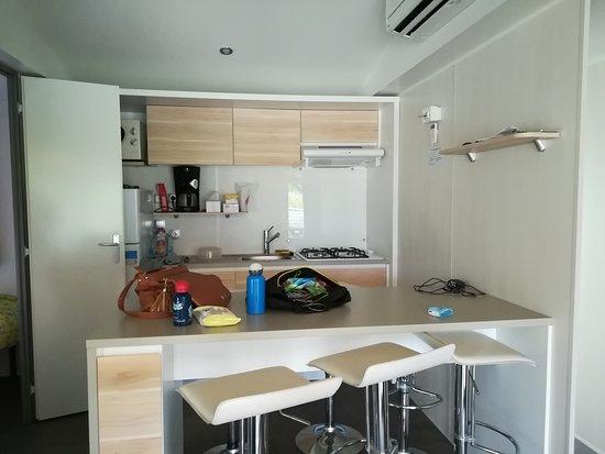 Bourdeaux, Γαλλία: Mobil home