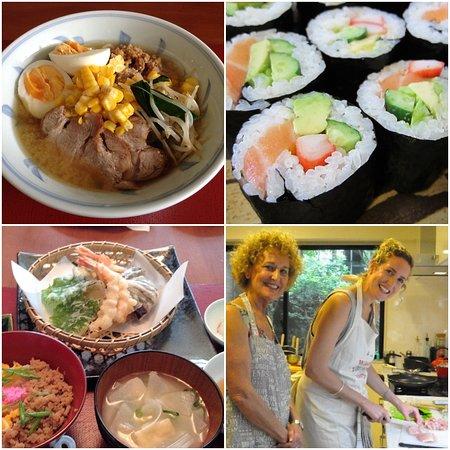 Japanese Cooking Class Tokyo, Musubi Cooking Class