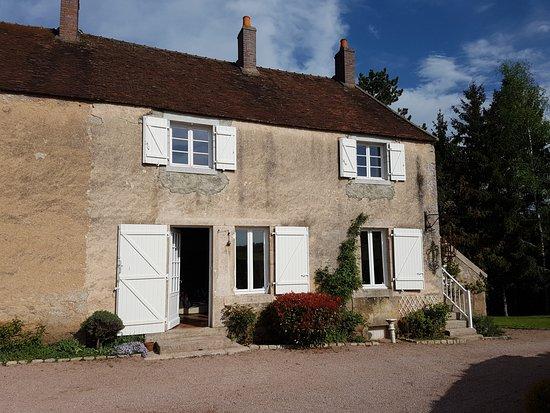 Bilde fra La Roche-en-Brenil