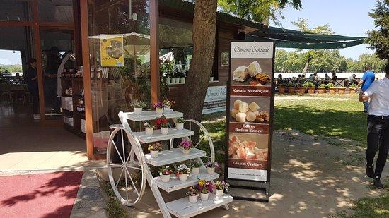 Провинция Эдирне, Турция: Un déjeuner très agréable