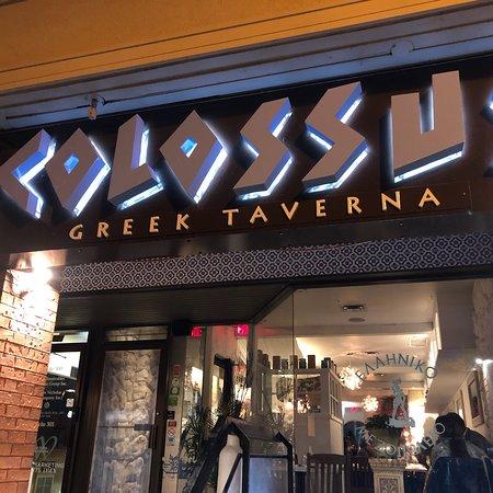 Greek Restaurant Oakville