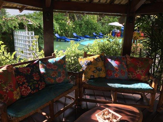 Taipus de Fora, BA: Descanso e natureza