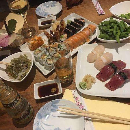 Mannheim tokyo sushi bar