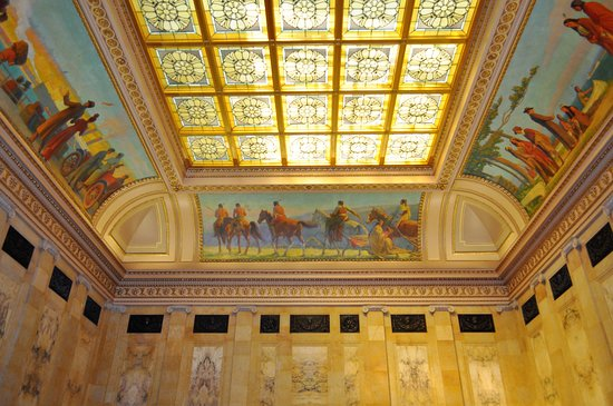 Wisconsin State Capitol : North Hearing Room