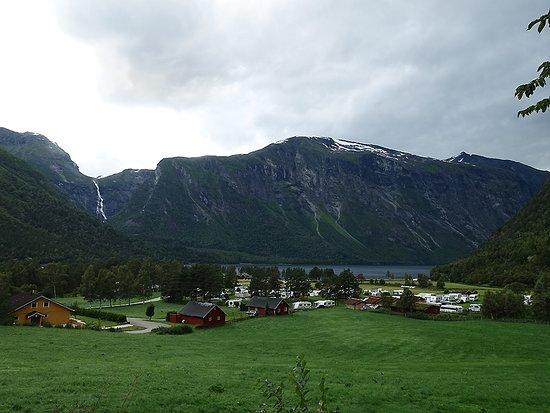 Bilde fra Innfjorden