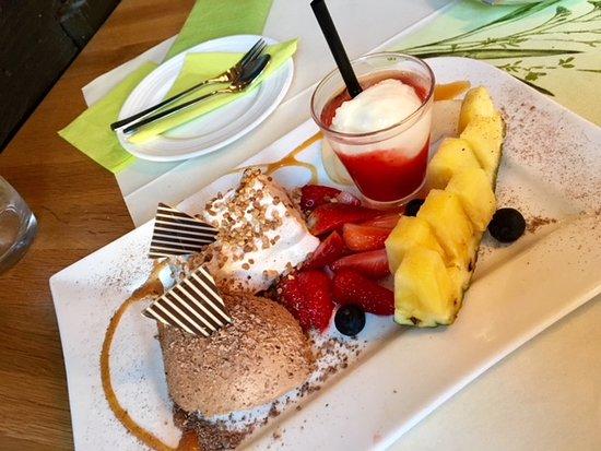 Bad Schwartau, ألمانيا: Dessert Variation