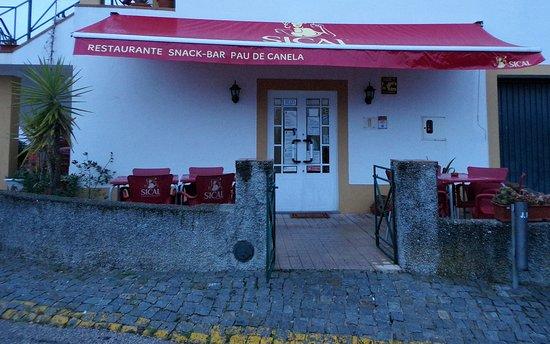 Santo Antonio Das Areias, Portugal: RESTAURANT SNACK BAR PAU DE CANELA