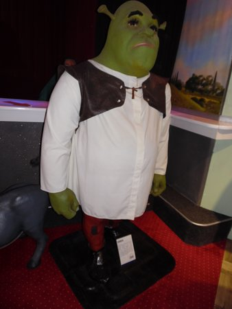 Exhibition of Wax Figures EXPO: Shrek