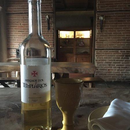 Taverna Antiqua: Delicious wine