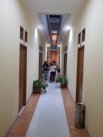 Putussibau, Indonesien: Hotel Sanjaya