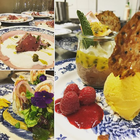 Weinfelden, สวิตเซอร์แลนด์: Food-Impressionen