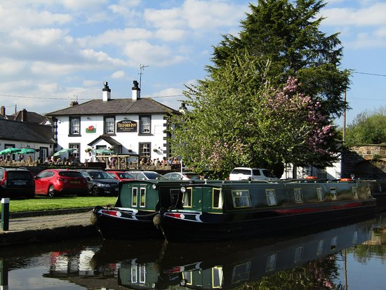 Chirk, UK: Thomas Telford Inn