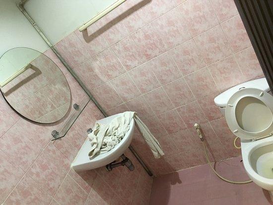K.L. House AoNang: Bathroom