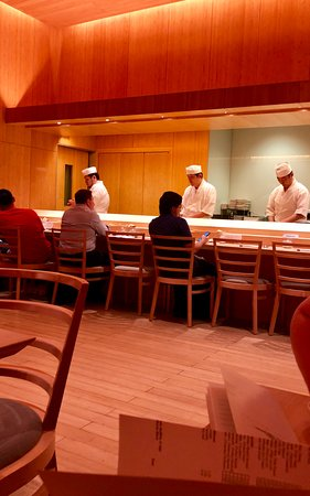 Sushi Yasuda: The chefs