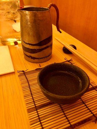 Sushi Yasuda: Sake