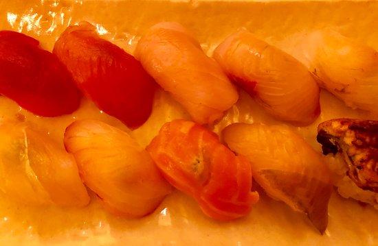Sushi Yasuda: Sushi