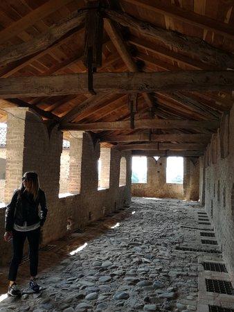 Montechiarugolo, Italy: Cammino di ronda
