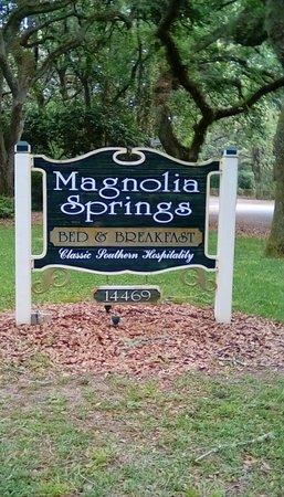 Magnolia Springs-billede