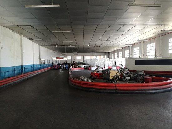 Indoor Kart Leon