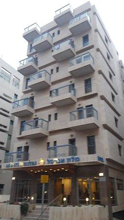 Abratel Suites Hotel: מלון אברטל סוויטס