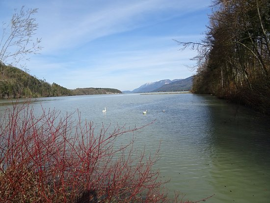 Feistritz im Rosental, Austria: Lake