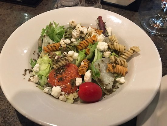North Ridgeville, OH: side salad (1/2 normal size as we shared)