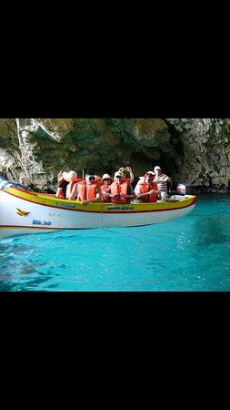 Zurrieq, Malta: Blue Grotto (Il-Hnejja)