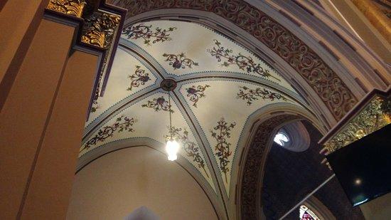 Metropolitan Cathedral : Abóbada