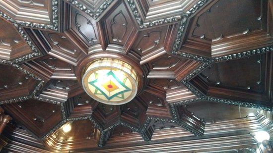 Metropolitan Cathedral : Teto da entrada