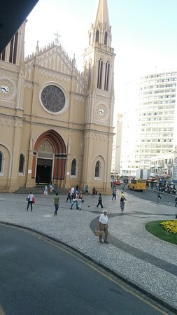 Metropolitan Cathedral : Fachada frontal