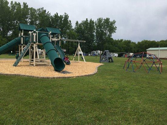 Blossvale, Нью-Йорк: NEW Playground