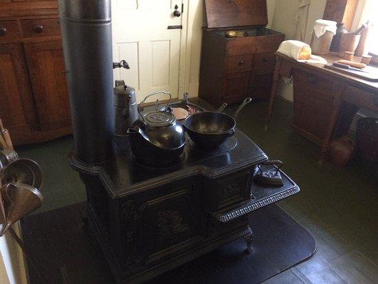 Lincoln Home National Historic Site: Kitchen