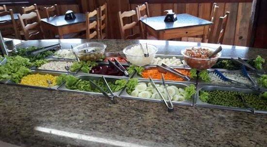 Antonio Carlos, SC: Saladas