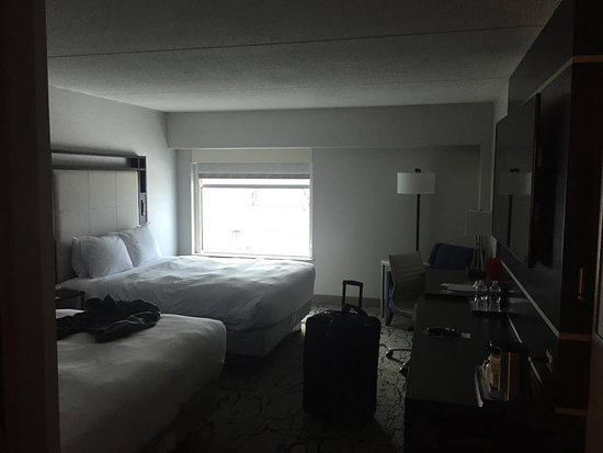 Manchester Downtown Hotel: My room