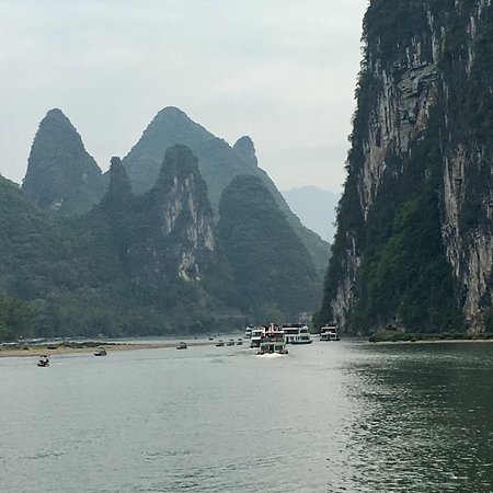 China Highlights in Guilin with Chasen