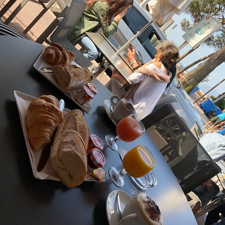 Breakfast at Croisette
