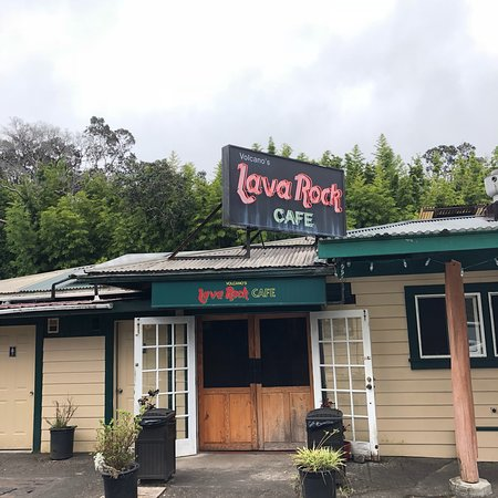 Volcano's Lava Rock Cafe: photo1.jpg