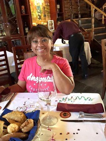 Bovino's Churrascaría: Chio cumple