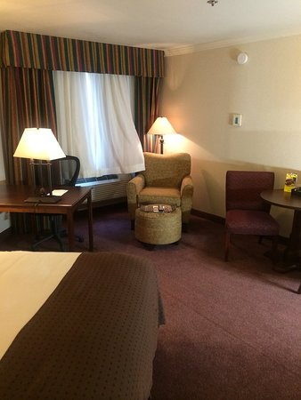 Selma, CA: Guest room