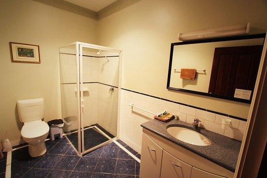 Lindisfarne, Australia: Ethel Pearce bathroom